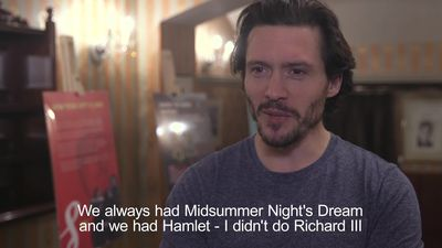 David Oakes: Schools should teach lesser known Shakespeare plays