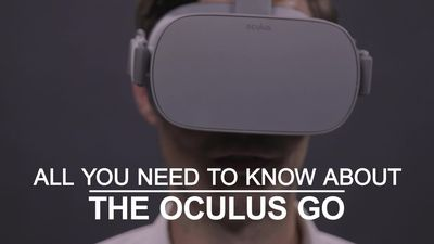 New Oculus Go headset released in the UK