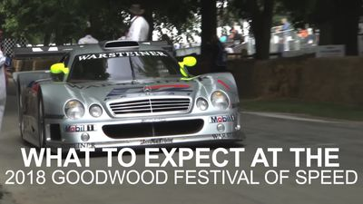 Five things to expect from the 2018 Goodwood Festival of Speed