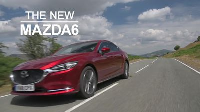 Mazda6 refreshed for 2018