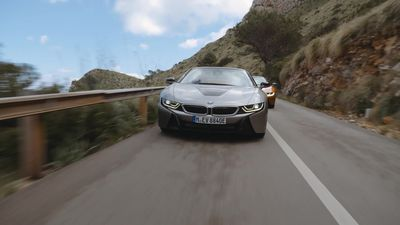 How fast can you drive in Europe?