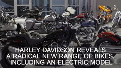 Harley Davidson to launch first electric motorbike