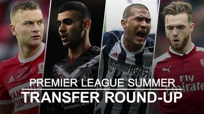 Premier League transfer round-up: Burnley make their first summer signing