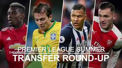 Premier League transfer round-up: Newcastle make sixth summer signing
