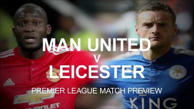 Premier League Match Preview: Man United V Leicester