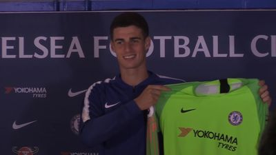 Chelsea sign goalkeeper Kepa Arrizabala in record deal