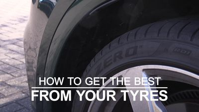 How to get the best from your tyres