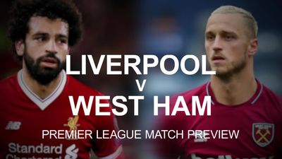 Premier League Match Preview: Liverpool v West Ham