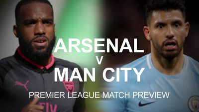 Premier League Match Preview: Arsenal v Man City