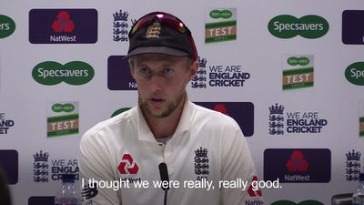 England skipper Root full of praise for `special commodity' Anderson