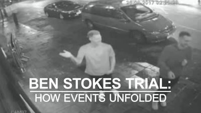 Ben Stokes trial: How events unfolded