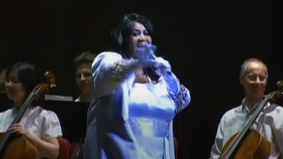 Tributes paid to 'Queen of Soul' Aretha Franklin