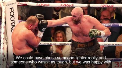 Tyson Fury sees off Pianeta and confirms next fight with Deontay Wilder