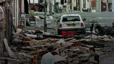 Bell tolls to commemorate Omagh bomb 20th anniversary