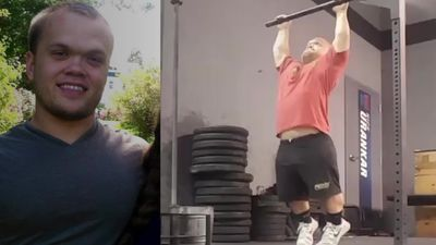 'Fittest dwarf on Earth' can lift four times his own weight