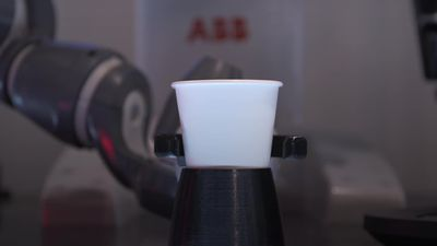 Meet the coffee-making robot at Selfridges