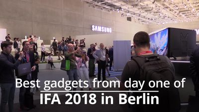 Best gadgets from day one of IFA 2018 in Berlin