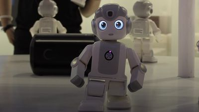 Best robots at IFA tech show in Berlin