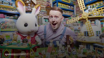 Businessman spends GBP250,000 on largest ever Sylvanian Families collection