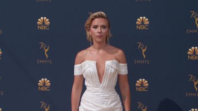 British stars among A-listers on Emmys red carpet