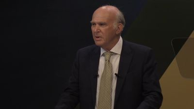 Vince Cable calls Brexit an 'exotic spresm'
