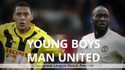 Young Boys v Man United: Champions League preview