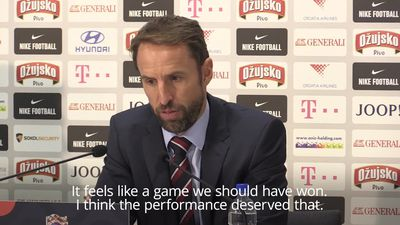 Southgate satisfied with England's performance