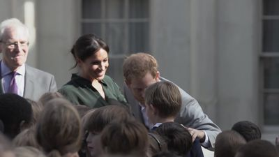 Meghan and Harry's royal baby in numbers