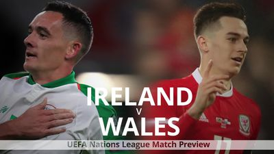 Ireland v Wales: Nations League match preview
