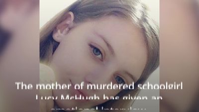 Mother of murdered Lucy McHugh 'will not crumble' after daughter's 'destruction'