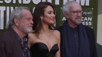 Don Quixote premiere: Terry Gilliam's film nearly thirty years in the making