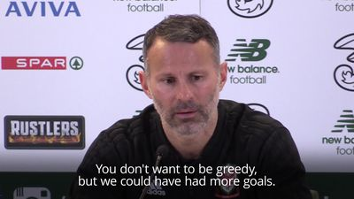 Ryan Giggs: We want to win Nations League group