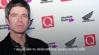 Q Awards 2018: Noel Gallagher takes home two gongs