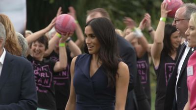 Harry and Meghan's royal pacific tour: Day three highlights