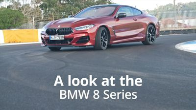 A look at the BMW 8 Series