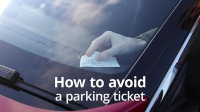 How to avoid parking fines