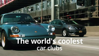 The coolest car clubs in the world