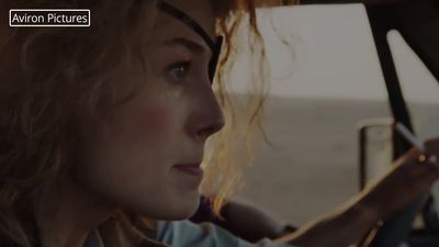 Rosamund Pike having most 'meaningful moment' of career with Marie Colvin role