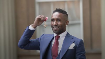 Jermain Defoe dedicates OBE to Bradley Lowery