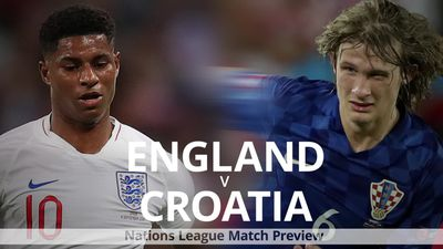 England v Croatia: Nations League match preview