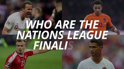 Who are the Nations League finalists?