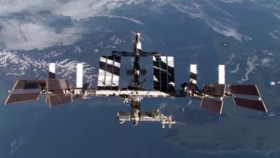International Space Station celebrates 20th anniversary