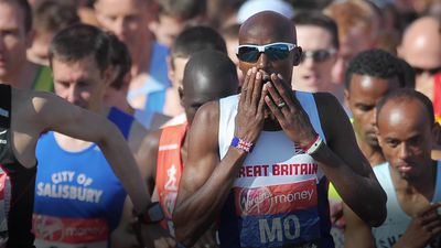 Mo Farah: My dream is to win the London Marathon
