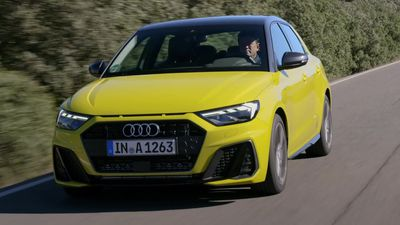 Audi's new A1 Sportback on sale in the UK