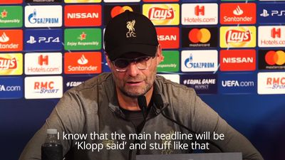 Klopp: Liverpool look like butchers from yellow card tally