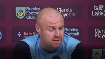 Sean Dyche defends Burnley tackles and accuses Daniel Sturridge of cheating
