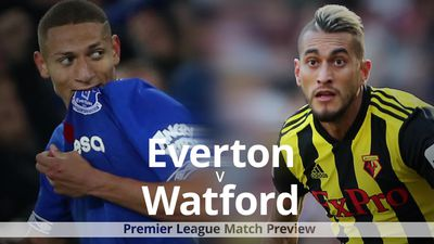Premier League match preview: Everton v Watford