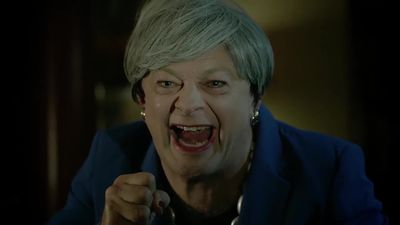 Andy Serkis stars in Brexit deal parody of Theresa May