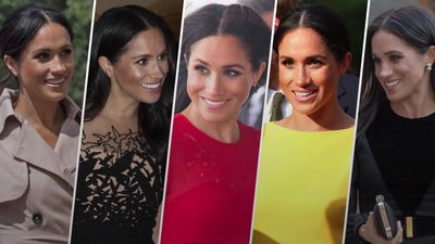 Duchess of Sussex: 2018 fashion highlights