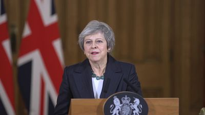 2018: Theresa May's year in review